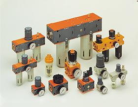 Metal Work levegő előkészítő egységek